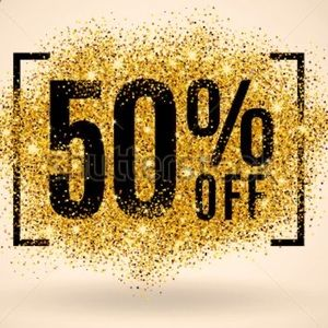 Don't miss this Deal Bundle any 1 or more 50% off